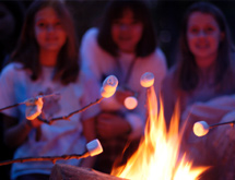 Campfires for Groups and Parties