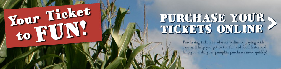 Buy Corn Maze Tickets for Maze and Fun