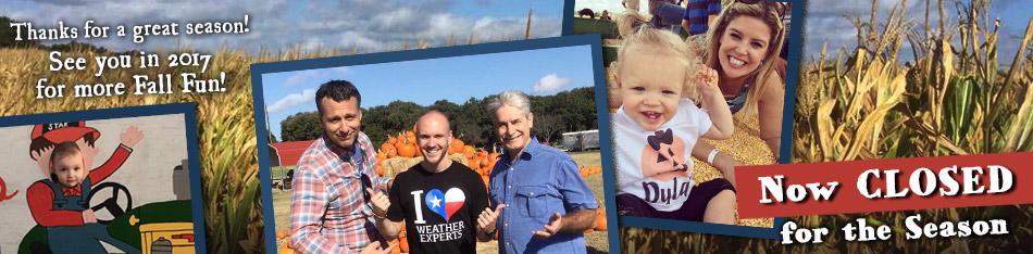 Lone Star Family Farm - Now closed for 2016