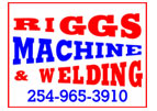 Riggs Machine Welding
